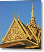Royal Palace 13  Metal Print