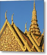 Royal Palace 14  Metal Print