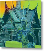Royal Palace Bangkok Metal Print
