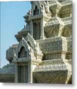 Royal Palace Shrine 01  Metal Print