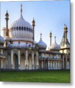 Royal Pavilion Brighton Metal Print