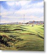 Royal Troon Golf Course Metal Print