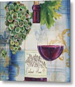 Royal Wine-a Metal Print