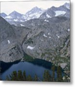 Ruby Lake Metal Print
