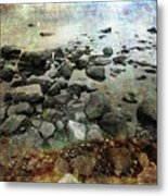 Rugged Peace Metal Print