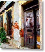 Ruin By Darian Day Metal Print