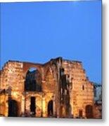 Ruins Of San Nicolas De Bari Hospital Metal Print
