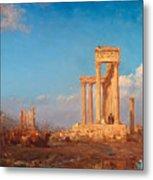 Ruins. Palmyra Metal Print