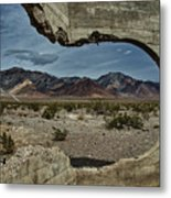 Look Past The Broken To See The Beauty Metal Print