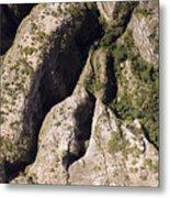 Runiiforme Dissected Sandstone Hills Metal Print