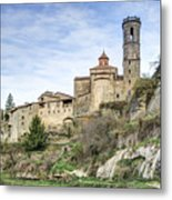 Rupit I Pruit In Catalonia Metal Print