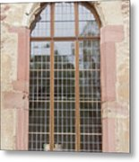 Ruprechtsbau Window Metal Print