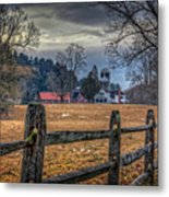 Rural America Metal Print by Everet Regal