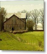 Rural Americana-01 Metal Print
