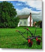 Rural Heritage Metal Print