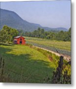 Rural Nc Needs Preservation. Metal Print