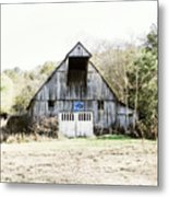 Rush Creek Farm Metal Print