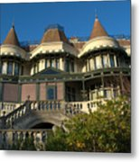 Russell Cotes Gallery And Museum Metal Print