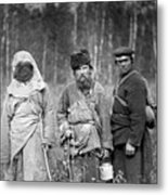 Russia: Convicts, C1885 Metal Print