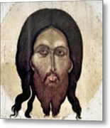 Russian Icon: The Savior Metal Print