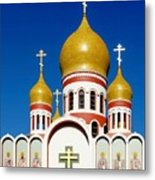 Russian Orthodox Metal Print