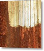 Rust 01 Metal Print