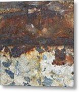 Rust 14 Metal Print