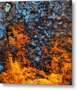 Rust Abstract 3 Metal Print
