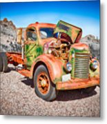 Rusted Classics - The International Metal Print