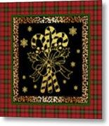 Rustic Christmas-jp3698 Metal Print