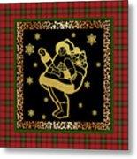 Rustic Christmas-jp3701 Metal Print