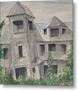 Ryan's Castle Metal Print