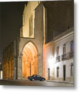 S. Francisco Church Metal Print