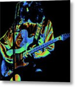 S#37 Enhanced In Cosmicolors Metal Print