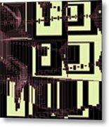 S.7.11 Metal Print