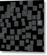 S.8.26 Metal Print