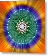 Sacred Geometry 102 Metal Print