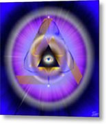 Sacred Geometry 642 Metal Print