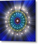 Sacred Geometry 79 Metal Print