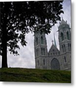 Sacred Heart Cathedral Newark New Jersey Metal Print
