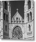 Sacred Heart Cathedral - Newark,new Jersey Metal Print