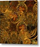 Sacred Spaces In The Heart Metal Print
