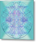 Sacred Symbols Out Of The Void A2b Metal Print