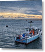 Safe Harbor Metal Print