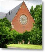 Sage Chapel Cornell University Ithaca New York 02 Metal Print