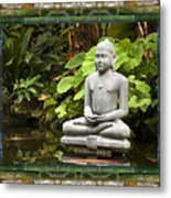 Sage Of Peace Metal Print