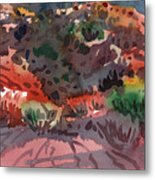 Sagebrush Metal Print