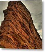 Sail Rock Metal Print