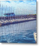 Sailboat Classes Metal Print