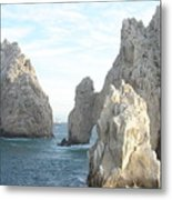Sailing In Los Cabos Metal Print